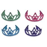 Mardi Gras Hats & Headwear Metallic Tiara Image