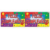 Birthday Party Decorations Feliz Cumpleanos Banner Image