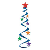 Decorations Multicolor Star Whirls Image
