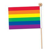 Decorations Rainbow Flag Image