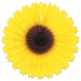 Mother's Day Decorations Sunflower Fan Image