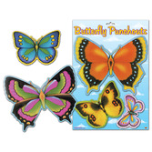 Mother's Day Decorations Butterfly Cutouts Image