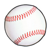 Sports Decorations Baseball Cutout Image