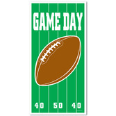 Sports Decorations Game Day Football Door Cover Image
