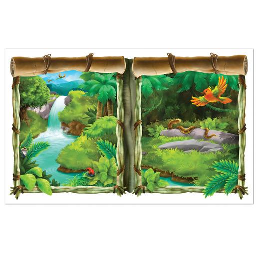 Jungle & Safari Decorations Jungle Insta View Image