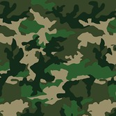 Western Decorations Camo Backdrop Image