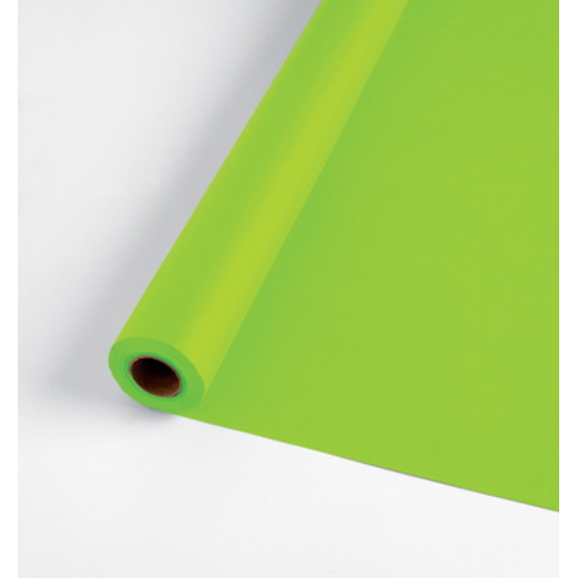 Easter Table Accessories 100' Table Roll Light Green Image