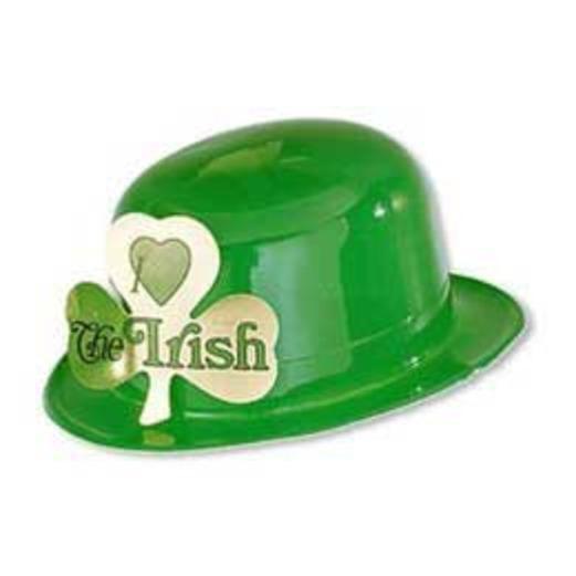 St. Patrick's Day Hats & Headwear Irish Derby Image