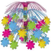 Easter Decorations Flowers Cascade Centerpiece Image