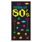 Decorations 80s Door Cover Image