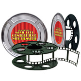 Awards Night & Hollywood Decorations Movie Reel Centerpiece Image