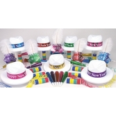 New Years Party Kits Paradise Bay For 50 Image