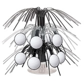 Sports Decorations Mini Volleyball Cascade Centerpiece Image