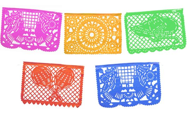 papel picado clipart - photo #6