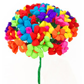 Cinco de Mayo Decorations Terecitas Flowers Image