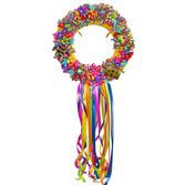 Fiesta Decorations Terecita Flower Wreath Image