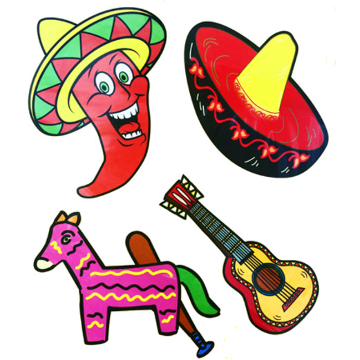 Cinco de mayo party supplies mexican party supplies at for 5 de mayo party decoration