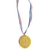 Sports Favors & Prizes Gold Medal Image