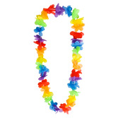 Cinco de Mayo Party Wear Colorful Small Petals Lei Image