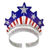 4th of July Hats & Headwear Miss Liberty Tiara Image