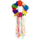 Cinco de Mayo Decorations Large Flower Wreath Image