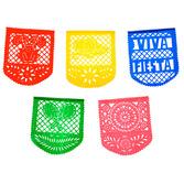 Cinco de Mayo Decorations Mexican Fiesta Party Flags Image
