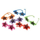 Favors & Prizes Kiddie Star Sunglasses Image