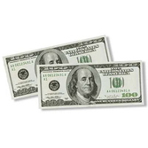 Casino Decorations Big Bucks Cutout Image