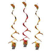 International Decorations Dragon Whirls Image