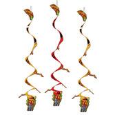 International Decorations Dragon Whirls Image