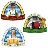 Oktoberfest Decorations Oktoberfest Cutouts Image