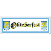 Oktoberfest Decorations Oktoberfest Sign Banner Image