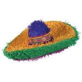 Cinco de Mayo Decorations Standard Deluxe Sombrero Pinata Image