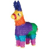 Cinco de Mayo Decorations Standard Deluxe Donkey Pinata Image