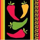 Cinco de Mayo Table Accessories Fiesta Grande Lunch Napkins Image