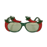 Cinco de Mayo Party Wear Chili Pepper Glasses Image