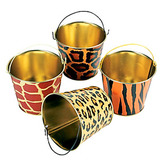 Jungle & Safari Favors & Prizes Safari Pail Image