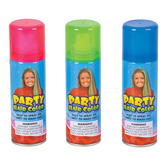 Halloween Party Wear Neon Hair Spray Image