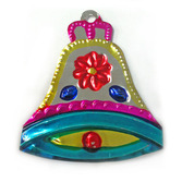 Christmas Decorations Bell Tin Ornament Image