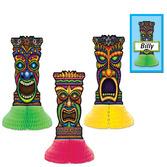 Luau Decorations Tiki Playmates Image