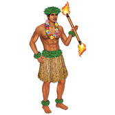 Luau Decorations Polynesian Dancer Image