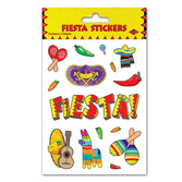 Fiesta Favors & Prizes Fiesta Stickers Image
