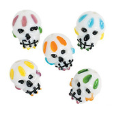 Day of the Dead Favors & Prizes Day of the Dead Glass Skull Beads Image
