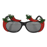 Cinco de Mayo Favors & Prizes Chili Pepper Eyeglasses Image
