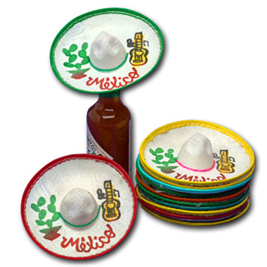 cinco de mayo decorations mini mexico sombrero image - Party Decoration Stores