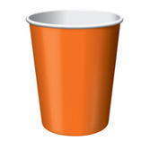 Halloween Table Accessories Orange Cups Image