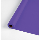Mardi Gras Table Accessories 300' Purple Table Roll Image