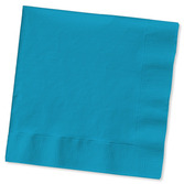 Table Accessories Turquoise Luncheon Napkin Image