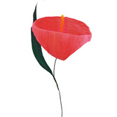 Cinco de Mayo Decorations Cornhusk Calla Lily Image
