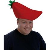 Cinco de Mayo Hats & Headwear Plush Chili Pepper Hat Image
